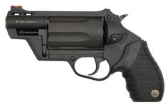 Taurus: Judge Public Defender Polymer-Frame Revolver for sale at Sportsman's Outdoor Superstore. The Judge Revolver, Revolver Pistol, Revolvers, Weapons Guns, Guns And Ammo, Taurus Judge, Hand Cannon, Fire Powers, Edc Everyday Carry