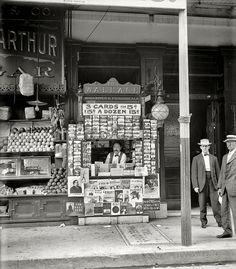 1908 photo of 103 Royal Street