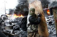 深刻化するウクライナのデモ―大統領と野党との話し合いも成果なし - WSJ.com