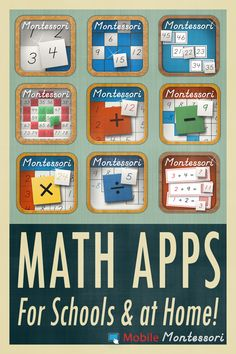 Have you seen some of the Math apps by Mobile Montessori?  Take a look and thanks for your support!   https://itunes.apple.com/us/artist/rantek-inc./id319592818