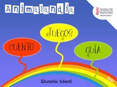 Actividades para Educación Infantil: Animalandia CP RAMON LAPORTA