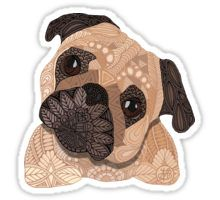 artlovepassion is an independent artist creating amazing designs for great products such as t-shirts, stickers, posters, and phone cases. Hug Stickers, Tumblr Stickers, Free Stickers, Laptop Stickers, Sticker Ideas, Wall Sticker, Sticker Design, Aesthetic Wallpapers, Pugs