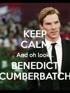 Can't. Keep. Calm. No. Calm...ever...