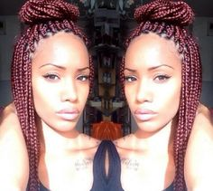 {Grow Lust Worthy Hair FASTER Naturally}        ========================== Go To:   www.HairTriggerr.com ==========================           I Crave These Braids!!!  Just Beautiful!!!!