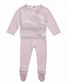 Soft and pink from Baby Dior