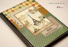Kalendarz ręcznie ozdabiany na 2016 rok