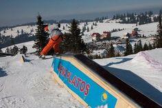 Ski Arena Arena Platos in #Romania!