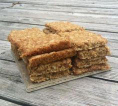 Salty and Sweet Nova Scotia Oatcakes
