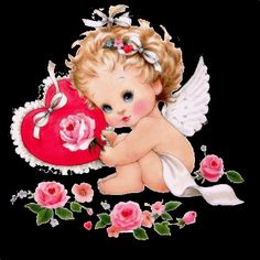 Angels glitter gifs