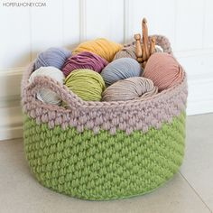 Add some rustic charm to your home with a quirky woodland basket!