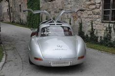 300 SL Gullwing - MB C 197
