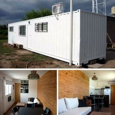 CASA CONTAINER SHIPPING CONTAINER HOME #containerhomes