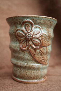 Ceramic Pottery Tumbler Cup