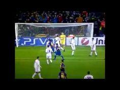 Match Highlights - FC Barcelona 7:1 Bayer Leverkusen March 7, 2012