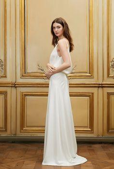 Delphine Manivet - Wedding dress designer Paris : Oliver
