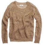 Madewell Metallic Coldspell Sweater