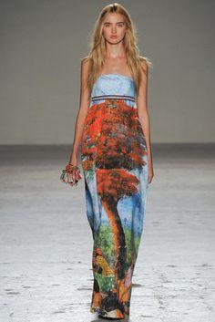 Stella Jean Lente/Zomer 2015 (26) - Shows - Fashion