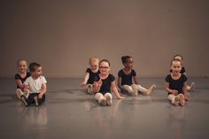 Children's Ballet Classes at Colorado Conservatory of Dance