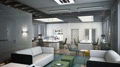 Orinoco Irodaház Conference Room, Modern, Table, Furniture, Home Decor, Trendy Tree, Decoration Home, Room Decor, Meeting Rooms