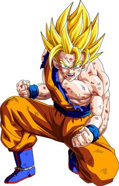 super saiyajin Goku