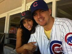 PICTURES OF THE WEEK | Exclusive Pics of Channing Tatum and Jenna Dewan-Tatum at Today's Cubs Game | Channing Tatum Unwrapped