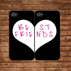 BEST FRIENDS--Iphone 4 Case,Iphone 4s Case,Iphone 4 Cover,In Plastic Or Silicone Case