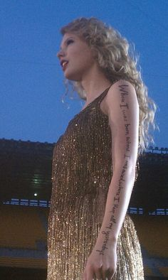 "Taylor Swift. Speak Now tour. Pittsburgh - ""where I was born, where I was raised, where I keep all my yesterdays."""