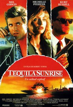 Tequila Sunrise - Movie Poster