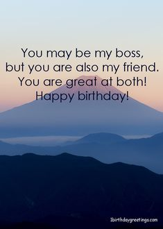 Happy Birthday Wishes for Boss being a leader or boss is not always easy, but rather it can be rewarding. Find Birthday Wishes for Boss and Birthday SMS