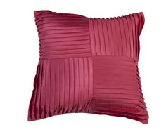 Pintuck Cushion - Rose Scatter Cushions, Floor Cushions, Soft Furnishings, Color Splash, Modern Contemporary, Cosy, Home Accessories, Pillows, Women