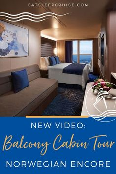 New Video: Cabin Tour Norwegian Encore Balcony Stateroom Cruise Checklist, Packing List For Cruise, Cruise Tips, Cruise Travel, Cruise Vacation, Cruise Excursions, Cruise Destinations, Cruise Ship Reviews, Cruise Pictures