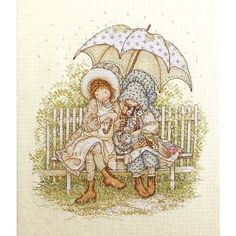 I had a Holly Hobbie room when I was small...