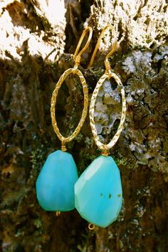 I love the blue stone. Who have thought its part of my culture.