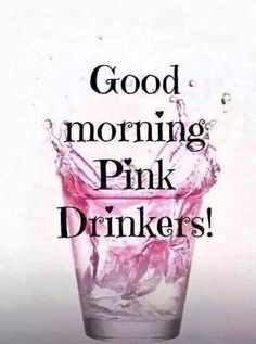 And everyone else (who may one day be a pink drinker) #gottatryplexus #healthybalanced