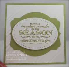 Magical Season Single Stamp