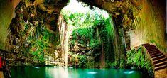 chichen ikkil agua