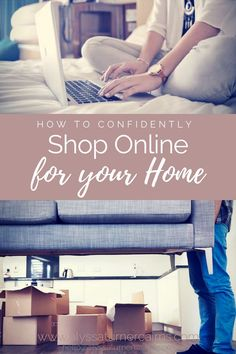 If you have ever wondered how in the world you could possibly decorate your  home or buy new furniture with items you find through online retailers  (like Amazon, http://Target.com, Wayfair, One Kings Lane, or World Market)- here  are 5 guidelines that I use to shop online with confidence for my home.