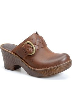 Børn 'Mahal' Clog (Women) available at #Nordstrom