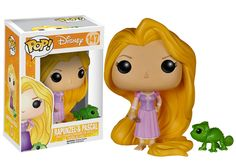 Pop! Disney: Tangled - Rapunzel and Pascal