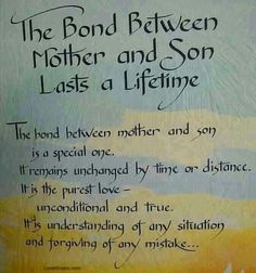 Mommy And Son Quotes Pinlinda Atkins On Quotes  Pinterest  Mom Son Quotes Son .