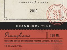 wine label #packaging