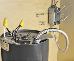 Garbage disposer connections : wiring for garbage disposal - yogabreezes.com