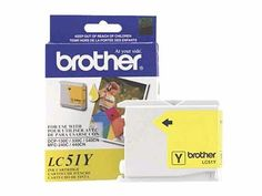 Brother International Corporat Ink Cartridge - Yellow - 400 Pages At 5% Coverage - For Mfc-240c