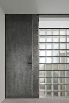 Neri&Hu Design and Research Office 10 is part of Glass blocks wall - Neri&Hu Design and Research Office Photograph by Pedro Pegenaute Glass Blocks Wall, Glass Block Windows, Block Wall, Home Design, Home Office Design, Modern Design, Design Ideas, Glass Brick, Glass Door