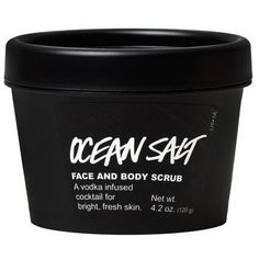 Refreshing, exfoliating, hydrating...what doesn't this scrub do? Our cult classic scrub has a mineral-rich mix of fine and coarse sea salt for serious exfoliation, balanced with coconut oil and avocado butter to soften the skin. That punchy citrus scent? It comes from lime oil as well as limes extracted in vodka to brighten and tone. Just one scrub with this beauty and you'll see why it's so popular!