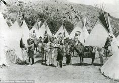 Extraordinary footage from a 1920 silent film which historians feared had been lost forever has been brought back to life. The film, called The Daughter Of Dawn, was shot in the Wichita Mountains of south west Oklahoma in July 1920 and used an all-American Indian cast of Kiowa and Commanche Indians. More Screen shots & news report with film clips at http://www.dailymail.co.uk/news/article-2174260/The-Daughter-Of-Dawn-Footage-restored-1920-silent-film-Indian-cast.html#