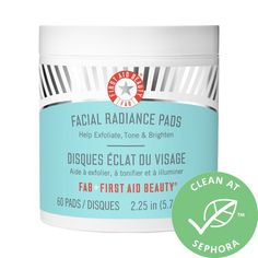 First Aid Beauty- Facial Radiance Pads