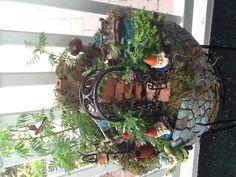 Fairy Garden by Livie R.