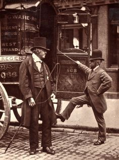 Street Life In London - 1876 - 23 Photography by John Thompson.
