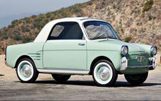 1959 Autobianchi Bianchina Trasformabile Special